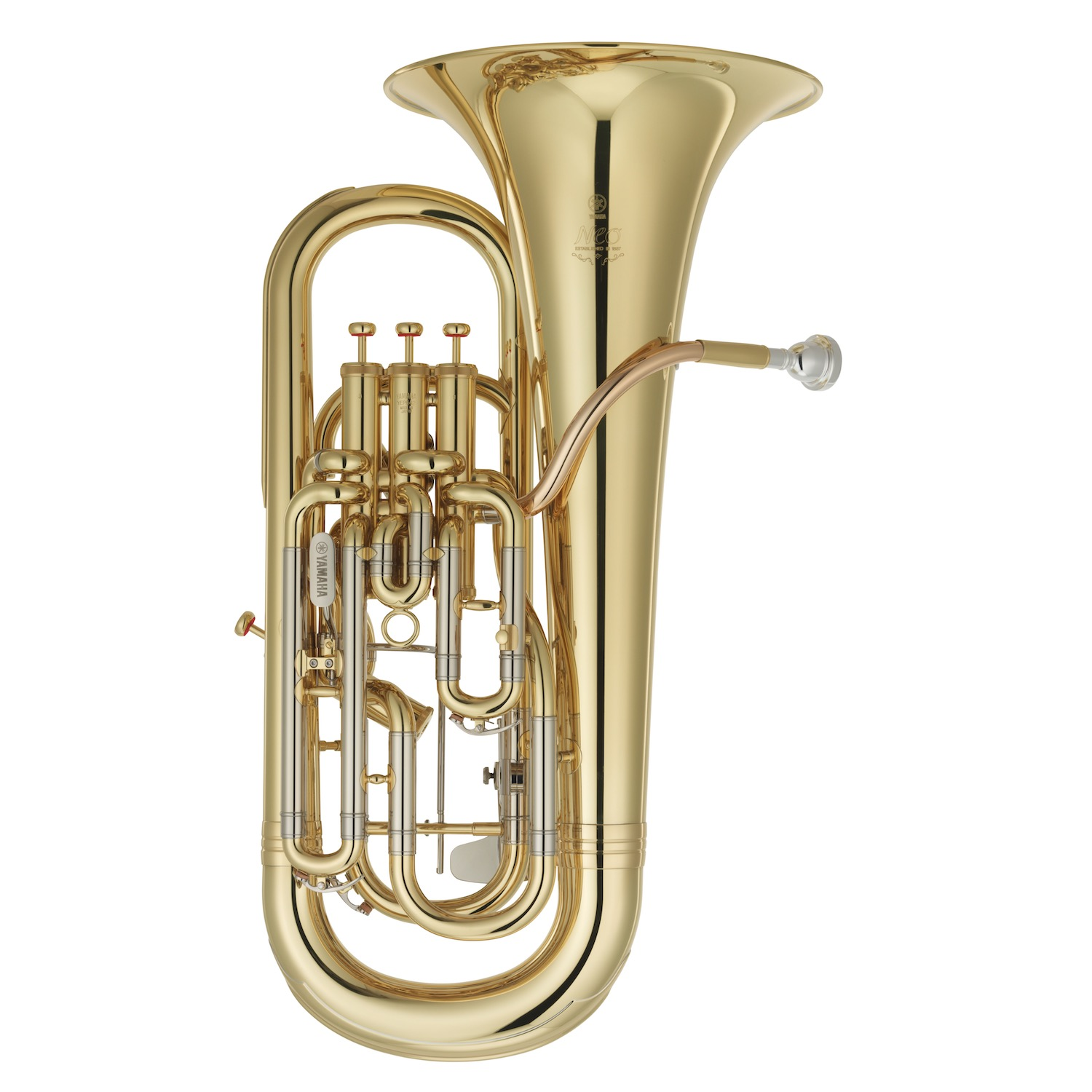 Yamaha Neo Model 642 Euphonium - New Trigger System - Multiple Finishes