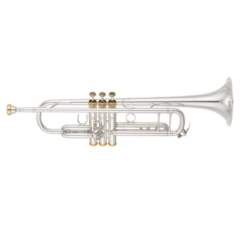 Yamaha Custom Allen Vizzutti Model Bb Trumpet - New for 2018!