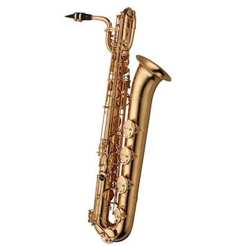 Yanagisawa Professional Baritone Saxophone - Lacquered Brass