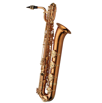 Yanagisawa Professional Baritone Saxophone - Bronze - $250 INSTANT REBATE (Shown in Cart)