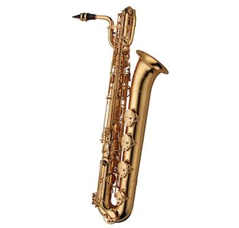 Yanagisawa Elite Baritone Saxophone - Lacquered Brass - $250 INSTANT REBATE (Shown in Cart)