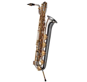 Yanagisawa Elite Baritone Saxophone - Sterling Silver - $250 INSTANT REBATE (Shown in Cart)