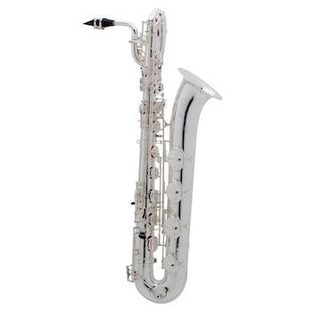Selmer (Paris) Jubilee Series III Baritone Saxophone - Silver Plating