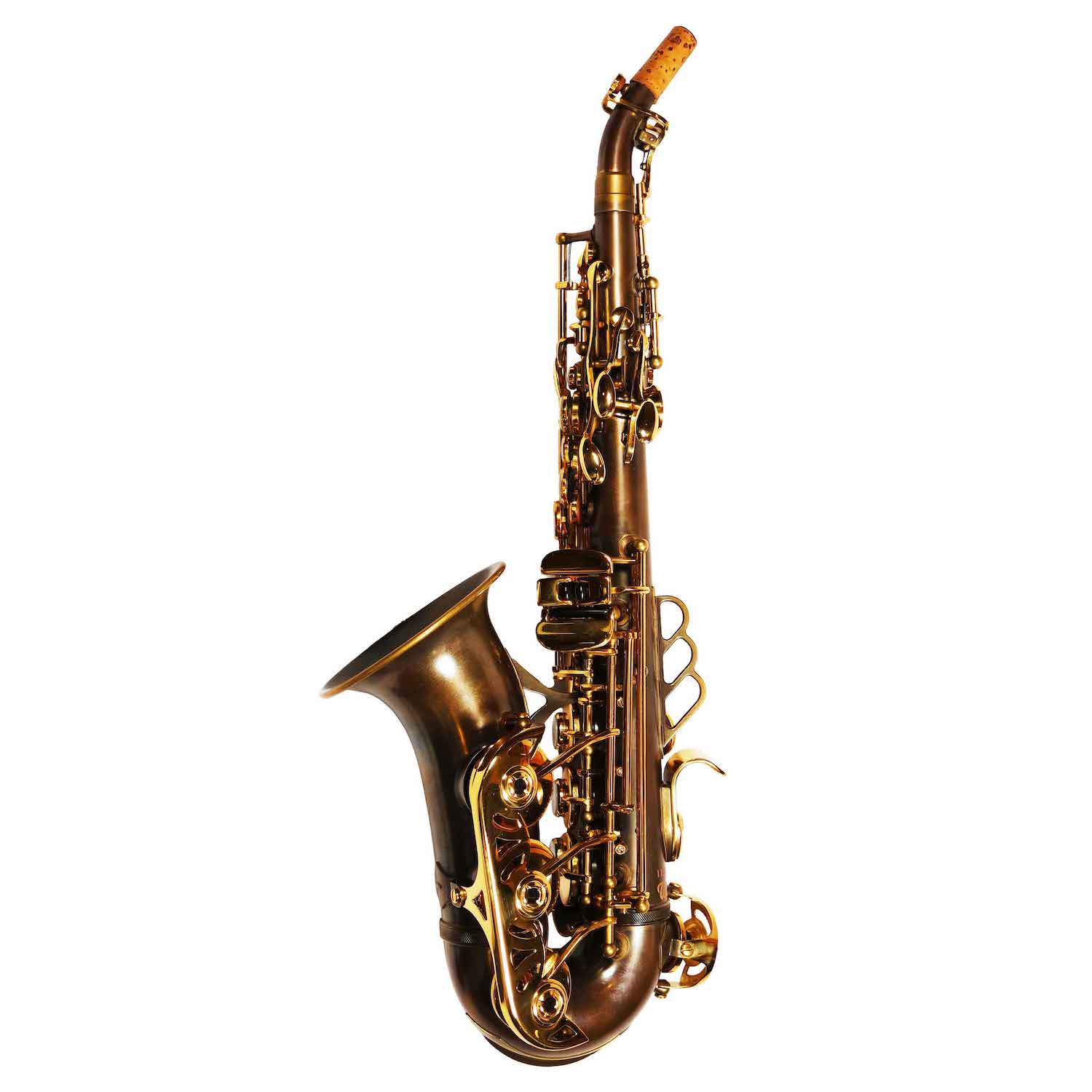 Theo Wanne MANTRA 2 Curved Soprano Saxophone