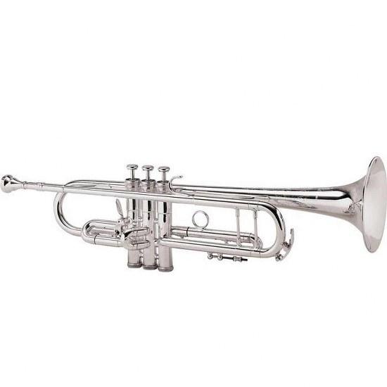 King Silver Flair Trumpet [Thumb Trigger]
