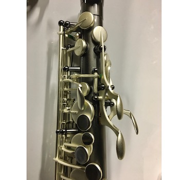 DEMO Dakota SDAS-1020 Straight Alto Saxophone