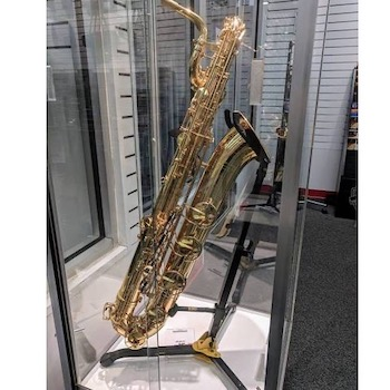 The Growling Sax (by Victory Musical Instruments) Avant-Garde Series Baritone Saxophone