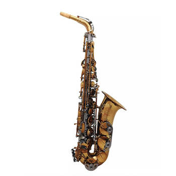 The Growling Sax (by Victory Musical Instruments) Origin Series Alto Saxophone