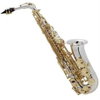 Selmer (Paris) Jubilee Series III Alto Saxophone - Sterling Silver