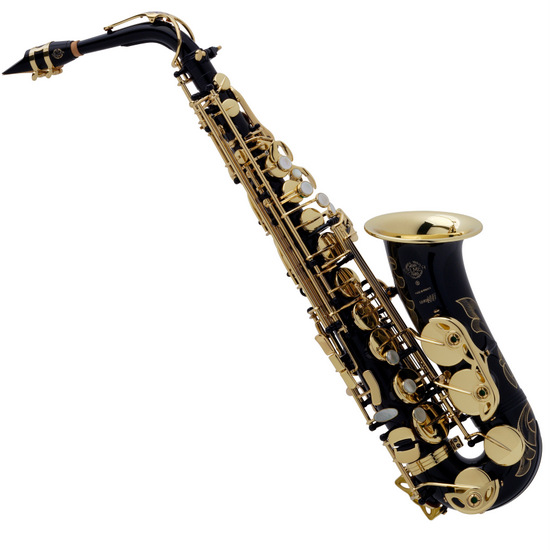 Selmer (Paris) Jubilee Series III Alto Saxophone - Black Lacquer