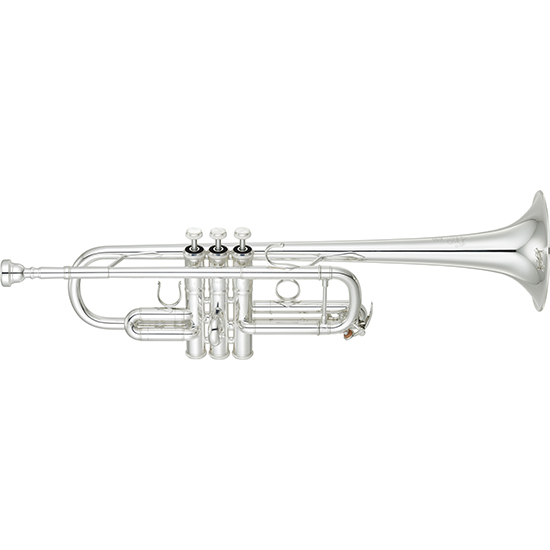 "Yamaha Artist Model ""New York"" C Trumpet - Newly Redesigned"