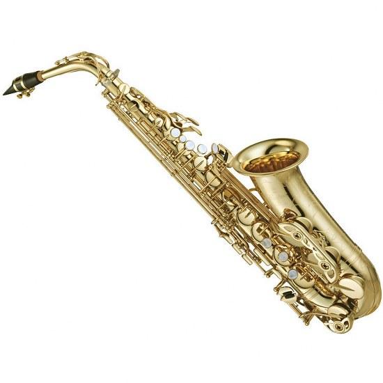 Yamaha Custom Z Alto Saxophone - Without High F# Key - Newly Redesigned