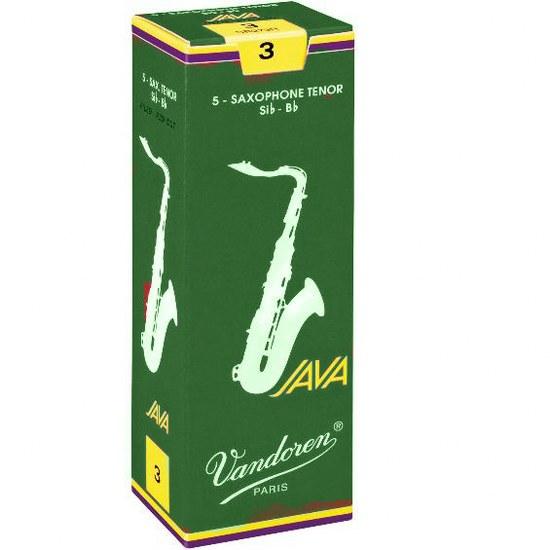 Vandoren Java Tenor Sax Reeds (5 per box)