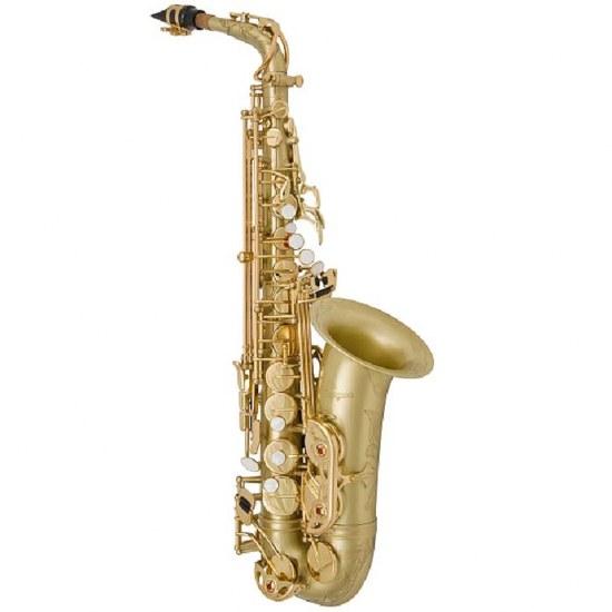Antigua Power Bell Alto Saxophone - Classic Brass Finish