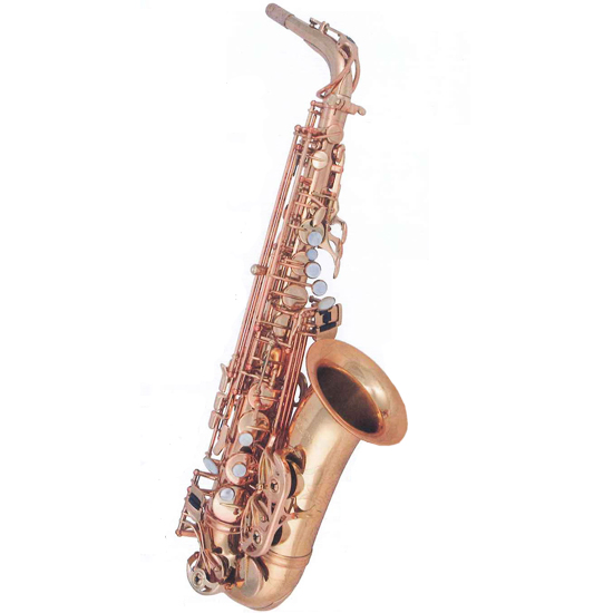 Antigua Pro One Eb Alto Saxophone - Multiple Finishes!