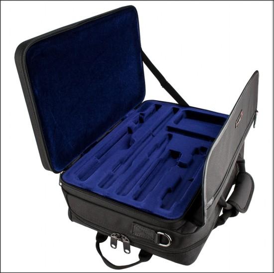 Pro Tec Lux Flute/Piccolo Combo Messenger Bag