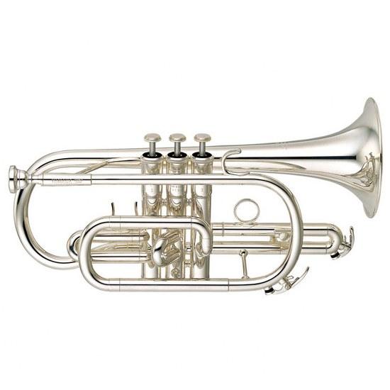 Yamaha Professional Bb Cornet [Silver]
