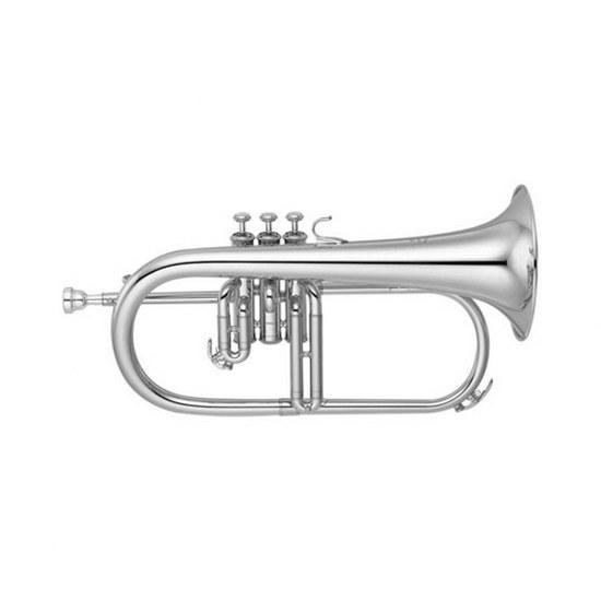 Yamaha Professional Bb Flugelhorn [Silver-plated]