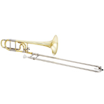 Jupiter Performance Trombone - Rose Brass Bell & Open Wrap + $75 GIFT CARD