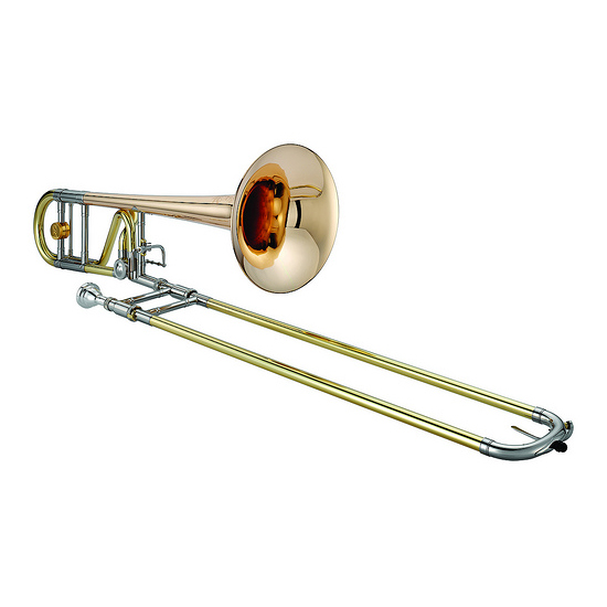 Jupiter XO Professional Bb/F Trombone - Rose Brass Bell - INSTANT REBATE SHOWN IN CART (PLUS GIFT CARD FOR SAME VALUE INCLUDED)