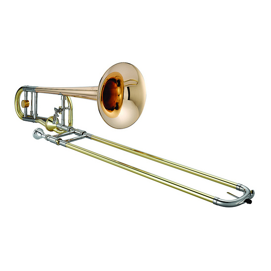 Jupiter XO Professional Bb/F Trombone - Thayer Valve & Rose Brass Bell - INSTANT REBATE SHOWN IN CART (PLUS GIFT CARD FOR SAME VALUE INCLUDED)
