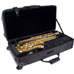 Pro Tec Alto & Soprano Saxophone Pro Pac Case (saxophones not included)