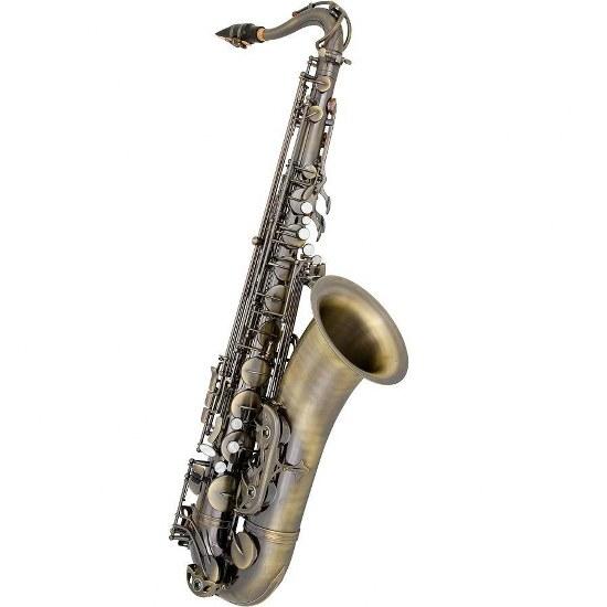 Antigua Power Bell Tenor Saxophone - Antique Finish