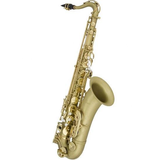 Antigua Power Bell Tenor Saxophone - Classic Brass Finish