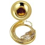 Yamaha Brass Sousaphone - w/Case
