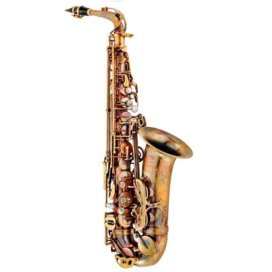 P. Mauriat System 76 Alto Saxophone - Unlacquered