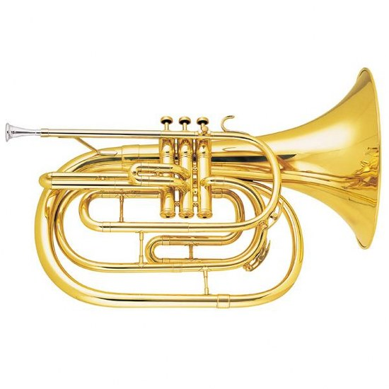 "King ""Ultimate"" Marching French Horn"