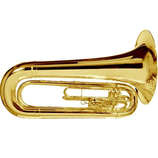 "King ""Ultimate"" Marching Tuba"