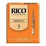 Rico Soprano Saxophone Reeds