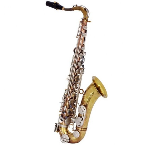 """Keilwerth """"Vintage"""" Tenor Saxophone - Cear Lacquer"""