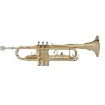 Blessing Student Trumpet [Lacquer Finish]
