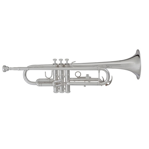 Blessing Student Trumpet [Silver Finish]
