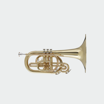 Blessing Marching Mellophone - Lacquer Finish
