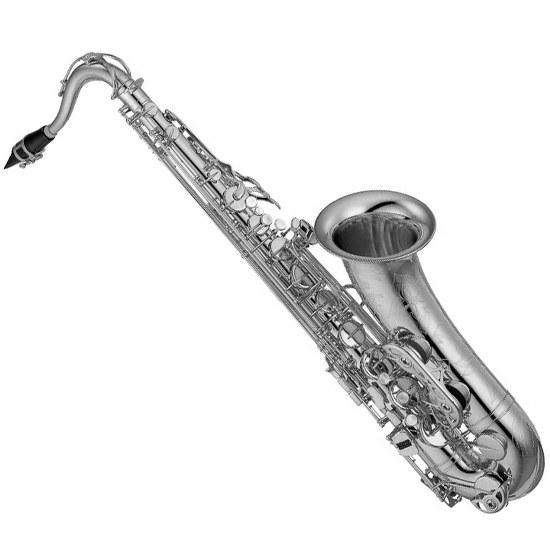 Yamaha Custom Z Tenor Saxophone - Silver Plating - Newly Redesigned
