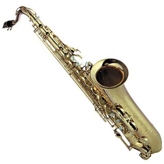 Yamaha Custom Z Tenor Saxophone - Unlacquered Without F# - Newly Redesigned