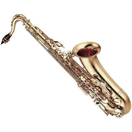 Yamaha Custom Z Tenor Saxophone - Without F# - Newly Redesigned