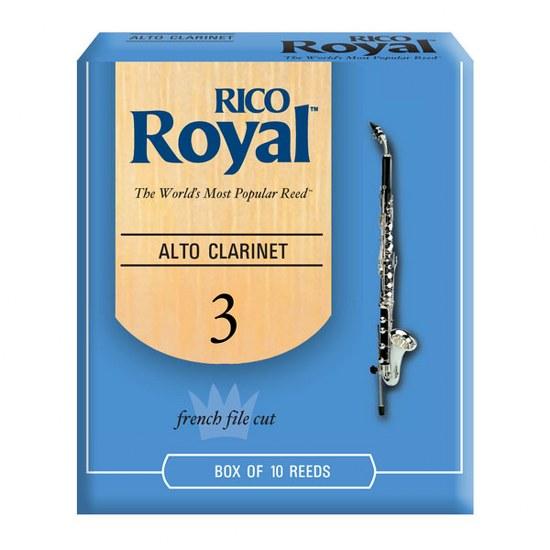 Rico Royal Alto Clarinet Reeds