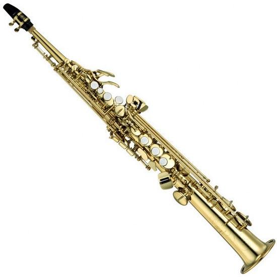 Yamaha Intermediate Soprano Saxophone
