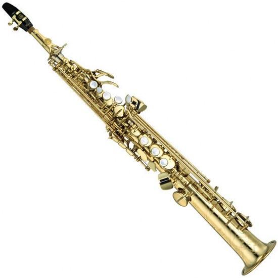 Yamaha Custom Z Straight Neck Soprano Saxophone