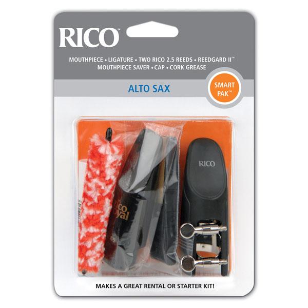 Rico Smart Pak - Alto Saxophone