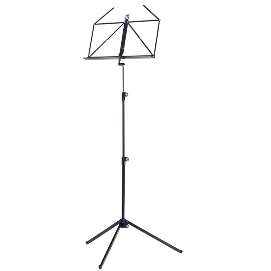 K&M Folding Music Stand - MULTIPLE COLORS!