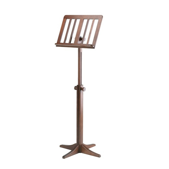 K&M Wooden Music Stand - Multiple Finishes!