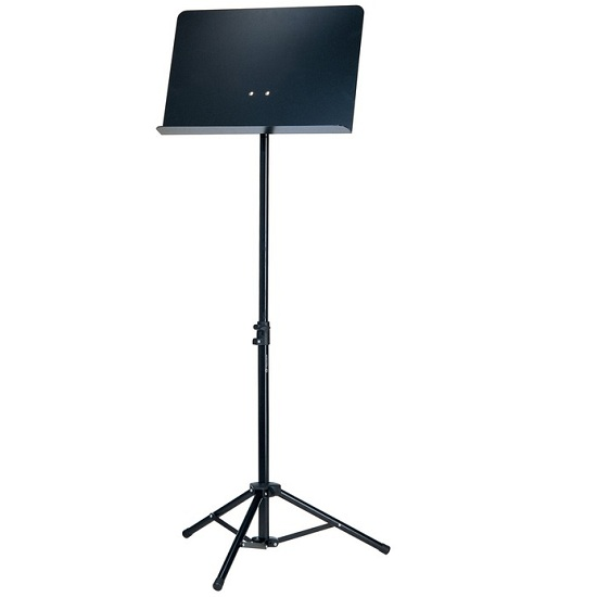 K&M Solid Aluminum Orchestra Stand