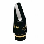 Vandoren V16 Ebonite Soprano Saxophone Mouthpieces - FREE T-SHIRT OFFER!!