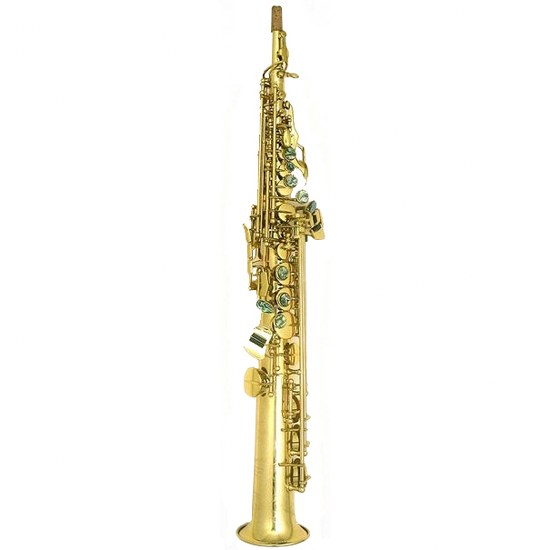 P. Mauriat System 76 1-piece Soprano Saxophone - Multiple Finishes