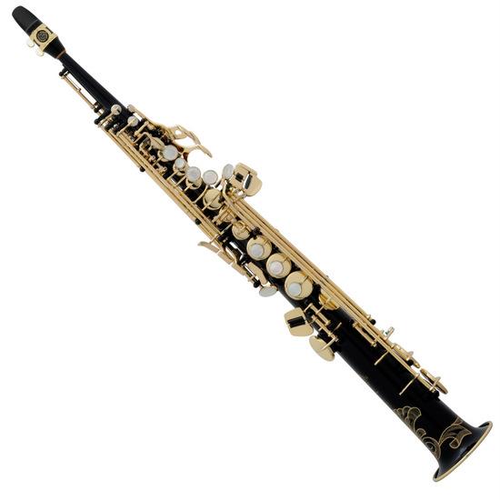 Selmer (Paris) Jubilee Series II Soprano Saxophone - Black Lacquer